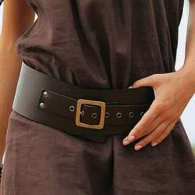 ceinture large sans boucle,ceinture large turquoise femme,ceinture large en  cuir 175f8d90527