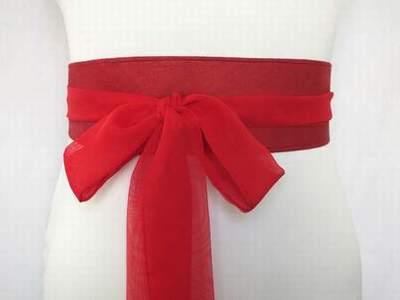 9b1d65ca1b8 ceinture vernie rouge femme