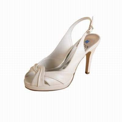 d91c01a175af chaussure pour mariage argente