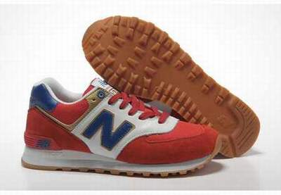 new balance enfant foot