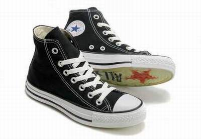 chaussure femme hiver converse