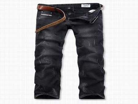 Differente coupe de jean homme