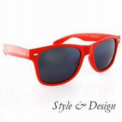 e861d4752fc1a lunette de soleil lacoste rouge