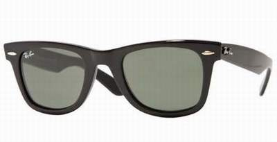 lunette ray ban soleil pas cher